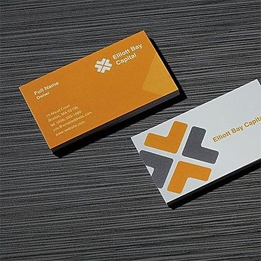 With The Help Of Customized Visiting Cards That Packs A Real Promotional Message And Hel Letterpress Business Cards Uncoated Business Cards Make Business Cards