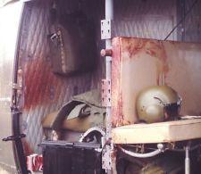 Vietnam War U.S. Military Choppers Often Returned Like This 8.5x11 Photo