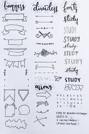 Resultado De Imagem Para Como Decorar Folha De Caderno Ideias Para Cadernos Desenho De Letras A Mao Ideias De Caligrafia