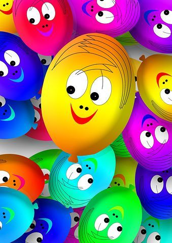 Kostenloses Bild Auf Pixabay Gesichter Ballons Luftballons In 2020 Geburtstagswunsche Freundin Susse Geburtstagswunsche Alles Gute Zum Geburtstag Nachrichten