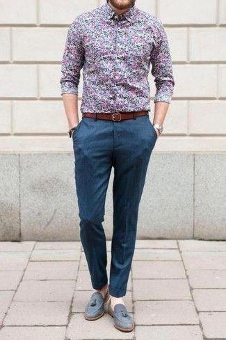 29+ Navy blue dress pants ideas information