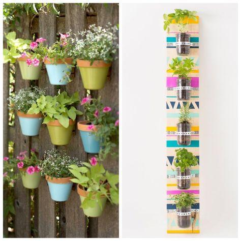 Selections Lot de 2/jardini/ères murales verticales