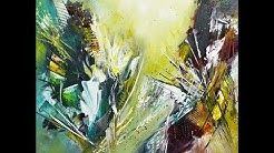 Elsa Weiss Bekolli Youtube Acrylmalerei Acrylmalerei