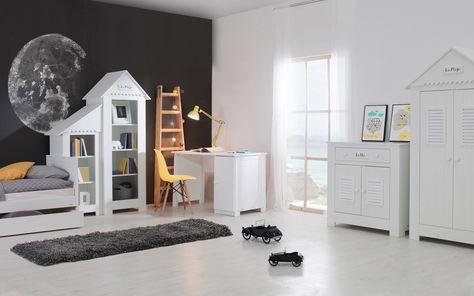 детская мебель в комнату для мальчика Marsylia массив сосны