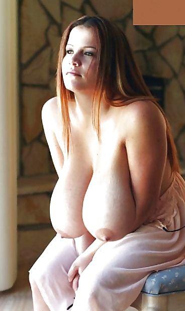big hanging nipples