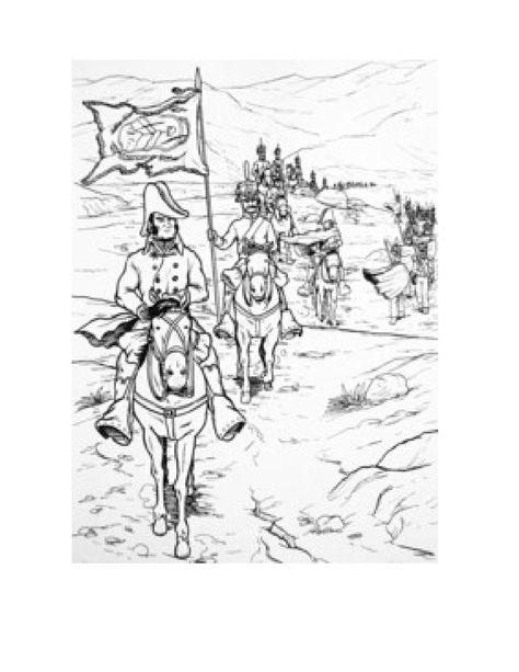 Cruce De Los Andes Dibujos
