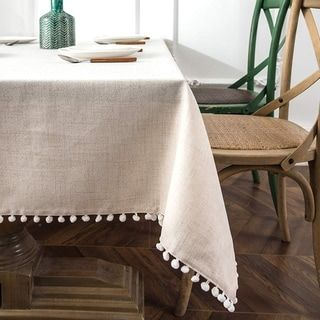 Overstock Com Online Shopping Bedding Furniture Electronics Jewelry Clothing More In 2020 Dining Table Cloth Table Cloth Rustic Tablecloths