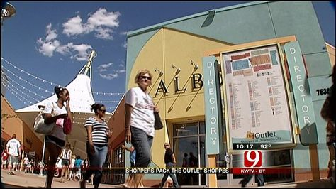 Outlet Mall Shoppes Open In Oklahoma City Outlet Mall Oklahoma City Oklahoma