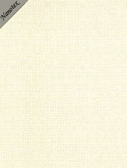 Cream Neutral Linen Fabric. Ivory Linen Look Viscose Fabric