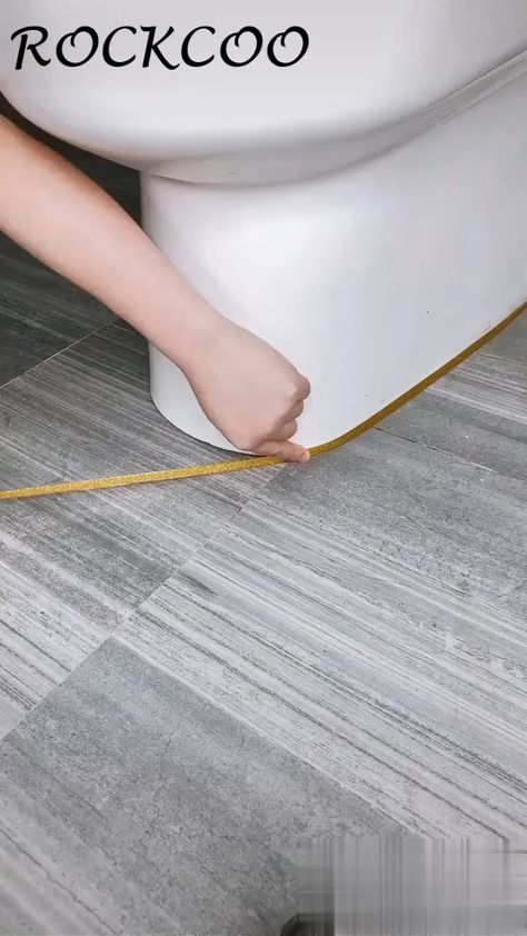 Ceramic Tile Mildewproof Gap Tape ismade from a purely natural material, each tape is crafted by our artist. We proudly present the most natural products to y