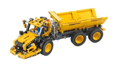LEGO TECHNIC Hauler 8264