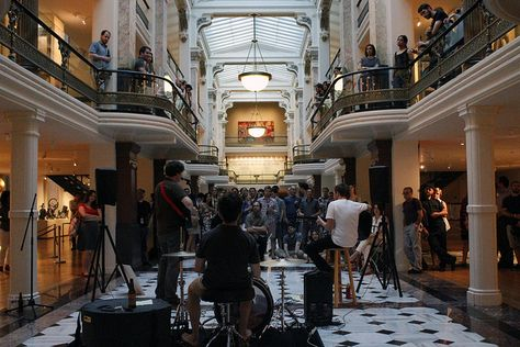 More Humans performed at the Luce Foundation Center on 5/31/13.