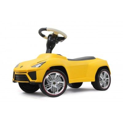 "Auto /""Lamborghini Urus/"" lizenziert Rot mit Ledersitz Rutscher Kinderauto"