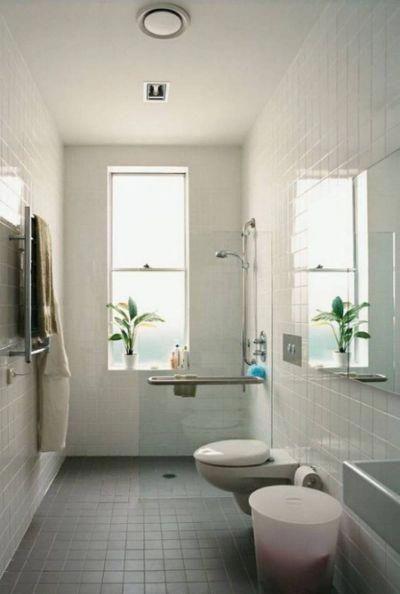 Bathroom Decor Sets At Walmart Tiny Bathrooms Small Narrow