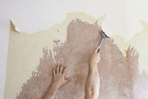Discover The Easy Frugal Way to Remove Wallpaper
