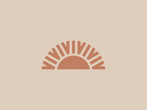 Leslie Olson - Leslie Olson — Icons and Logos - Web Design Trends, Logo Design Inspiration, Icon Design, Summer Logo, Sun Logo, Graphic Design Resume, Hipster Design, Artwork Design, Grafik Design