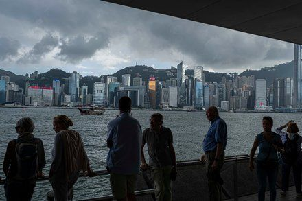 Hong Kong Was Once Passionate About China Now It S Indifferent