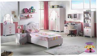 اروع موديلات غرف نوم اطفال تركية ولا في الخيال Shabby Chic Room Room Set Room