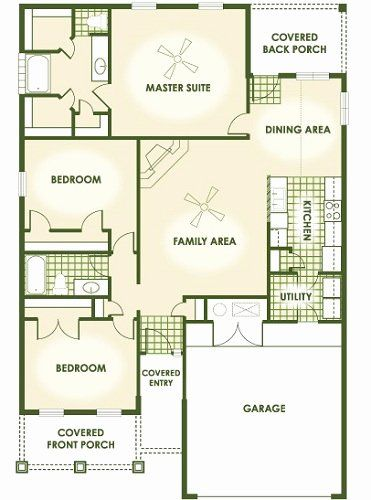 1600 Foot House Plans Inspirational October Edition Most Popular Floor Plan House Made Home In 2020 Modern Style House Plans House Plans Architectural House Plans