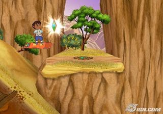Gaming is healthy: free download game: go, diego, go! : safari rescue.