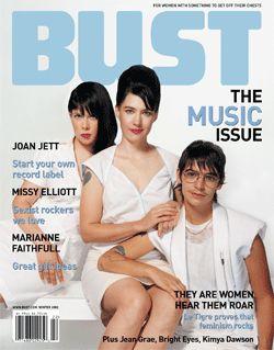 Le Tigre Winter 2002 Issue