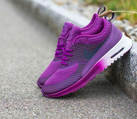 BIG Savings on Nike Air Max Thea PRM Womens Bright Grape