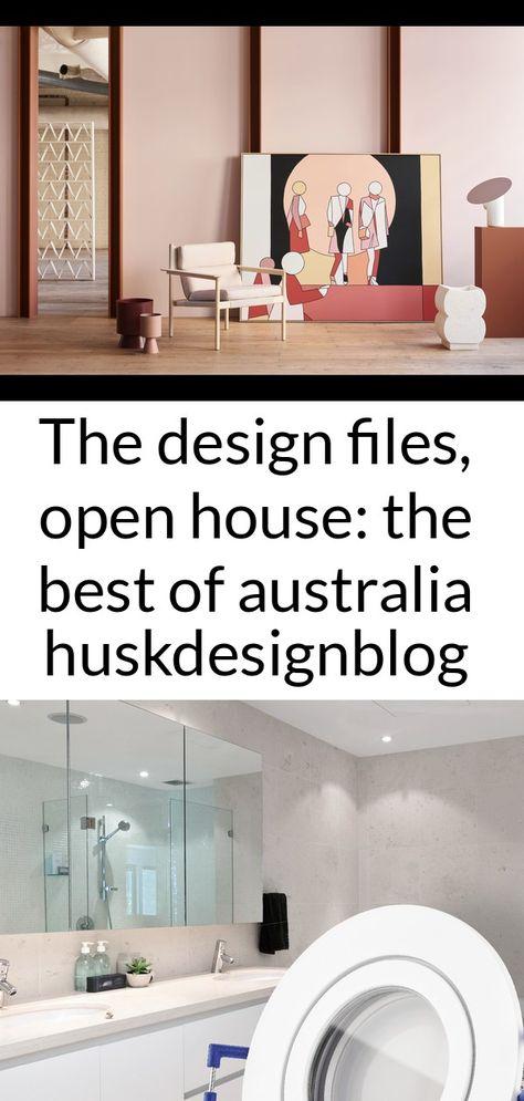 The design files, open house: the best of australia huskdesignblog