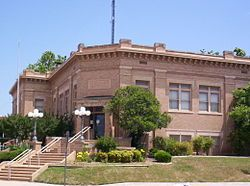 Carnegie Library (Lawton, Oklahoma) - Wikipedia, the free encyclopedia