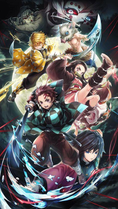 400 ɬ¼æ»…之刃 Ideas See more ideas about slayer anime, anime demon, anime girl. 400 鬼滅之刃 ideas