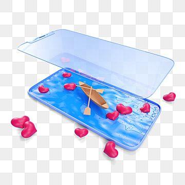 Como Elemento 3d Movel De Barco Celular Gostar Ame Imagem Png E Psd Para Download Gratuito Prints For Sale Love Png Glass Texture