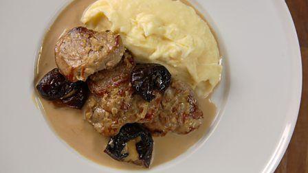 Pork tenderloin with prunes and armagnac recipe pork tenderloins pork tenderloin with prunes and armagnac recipe pork tenderloins pork and food ideas forumfinder Gallery
