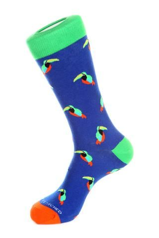 Toucan Sock Unsimply Stitched Animal Socks Crew Socks Socks