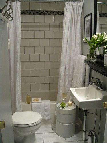 Cute Small Bathroom Dream Home Pinterest