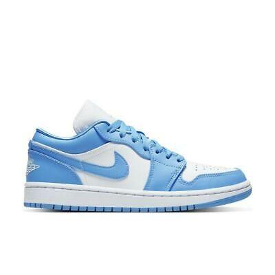 air jordan 1 low azzurro