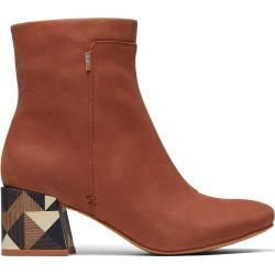 Toms Schuhe Braune Leder Emmy Stiefeletten Fur Damen Grosse 39 Tomstoms Ostern The Most Common Mistakes Made By Women In Cho In 2020 Boots Studded Ankle Boots Taupe Shoes
