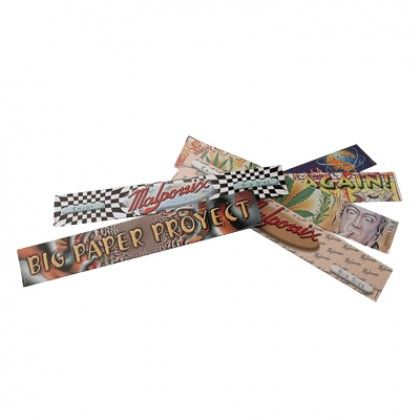Foot Long Extra Slim Rolling Papers 30cm Single Pack Rolling Paper Paper Rolls