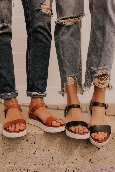 2020 Bayan Sandalet Modelleri Sandalet Moda Stilleri Bayan Ayakkabi
