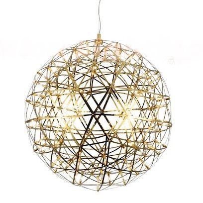 replica Light Ring Lamp ( dark brass ) for HENGE | Lamp
