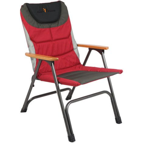 Fleet Farm Velocity Red Padded
