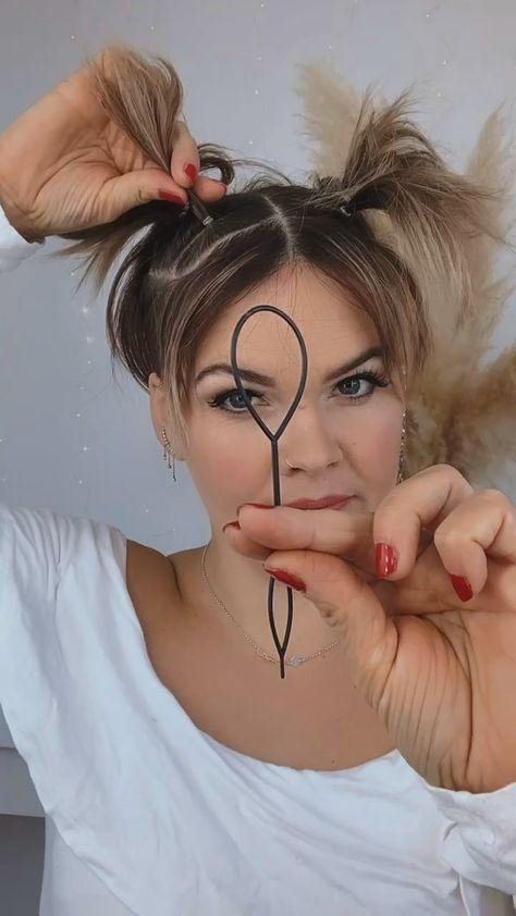 Loop Tool Frisuren