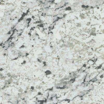 Formica Brand Laminate 094761243408000 White Ice Granite