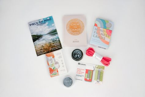 Alleviate Anxiety Deluxe Box