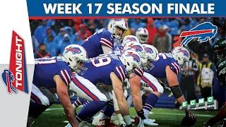 Maddy Glab And Fred Jackson Hosted Bills Tonight After The Buffalo Bills Lost To The New York Jets In Week 17 Get I Sean Mcdermott Braves Jersey New York Jets