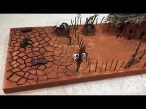 Maquete Caatinga Biomas Youtube Bioma Caatinga Caatinga Biomas