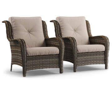 Wilson Fisher Oakmont Patio Furniture Collection