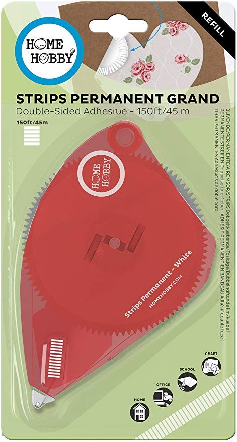 Scrapbook Adhesives E-Z Runner Grand Adhesive Refill-Dots