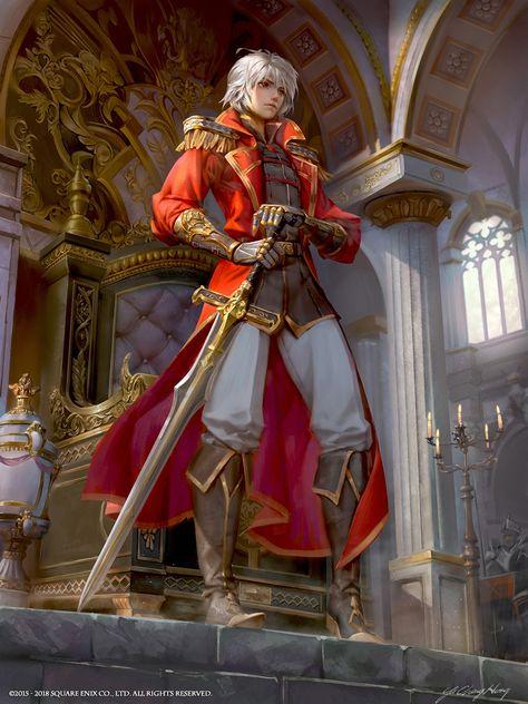 Final Fantasy Brave Exvius - Shera by yuchenghong on DeviantArt