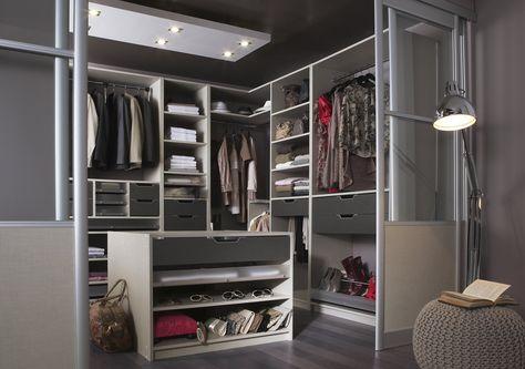 Déco chambre  armoire ou dressing, à vous de choisir ! Armoires