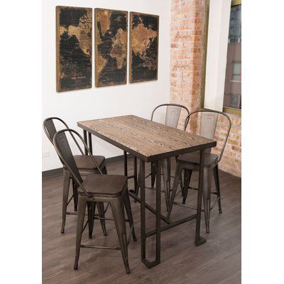 Calistoga Dining Table Counter Height Dining Table Dining Table Dining Table In Kitchen