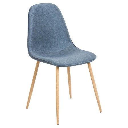 porter mid century modern dining chairs set of 2 target perpus rh pinterest com au